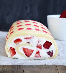 gluten free strawberry cake roll great gluten free recipes for