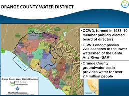 Map Of Orange County Assembly Joint Informational Hearing On California U0027s Groundwater