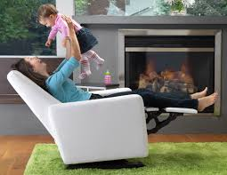 Modern Nursery Rocking Chair by Modern Grano Glider Recliner By Monte Design
