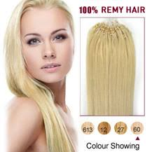 white hair extensions 18 white 60 50s micro loop human hair extensions micro