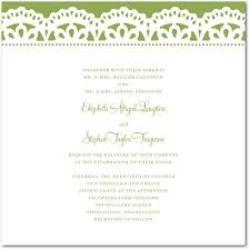 wedding ceremony invitation wording it should be exactly as you want because it s your party