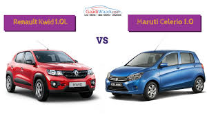 renault kwid on road price diesel renault kwid 1 0 vs maruti suzuki celerio u2013 spec comparison