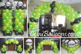 graduation balloon decoration package cebu balloons and party