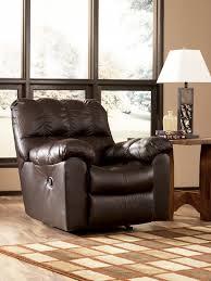 max chocolate reclining sofa loveseat and swivel rocker recliner