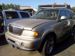 nissan 2000 4x4 used parts 2000 lincoln navigator 4x4 5 4l v8 4r100 automatic