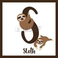 x letter vocabulary xenarthra cute children abc zoo alphabet