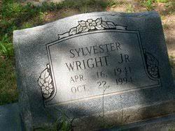 sylvester wright sylvester wright jr 1941 1994 find a grave memorial