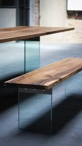 Schmaler Arbeitstisch Magnusolesen Mopause Overflade Forbo Interiordesign Linoleum