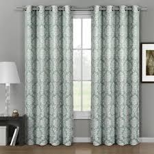damask curtains u0026 drapes you u0027ll love wayfair