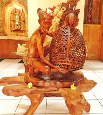 wood carving bali picture of my bali tour driver denpasar