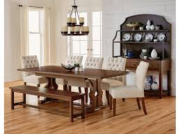 artisan u0026 post dining room trestle table simply dining ale 600