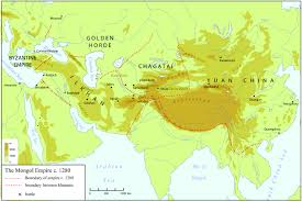 Mongol Empire Map Image003 Jpg