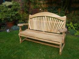 Garden Bench Hardwood Amazon Strathwood Redonda Hardwood Rocking Chair Wooden Garden