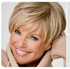 boy wears his hair in an updo christie brinkley explains how to pull of wearing a wig elle com