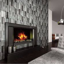 Mosaic Tile Fireplace Surround by 24 Best Fireplace Surround Ideas Images On Pinterest Fireplace