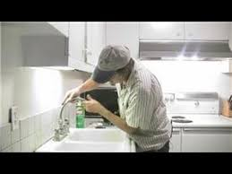 how to stop a faucet in kitchen kitchen plumbing how to repair a kitchen faucet spout