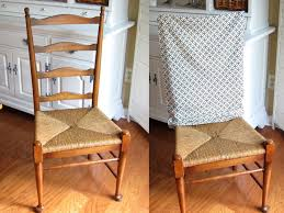 diy dining room chair covers diy dining chair slipcover no sew diy ideas