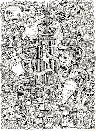 1000 images about doodle on pinterest doodles coloring books