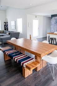 the 25 best southwestern dining benches ideas on pinterest nikou travis modern minimal marfa inspired apartment mismatched dining roomdining room tablesdining