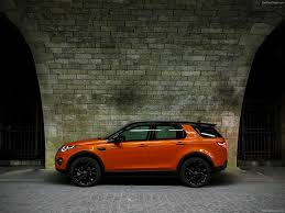orange land rover discovery land rover discovery sport 2015 picture 45 of 131