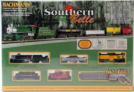 bachmann n 24019 southern electric set with e z track