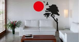 16 japanese wall designs ideas design trends premium psd