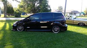 mazda5 bagged 2010 mazda5 universal air suspension youtube
