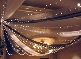 How To Hang Ceiling Drapes For Events Best 25 Gossamer Decorating Ideas On Pinterest Head Table Decor