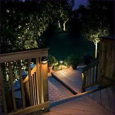 outdoor wonderful exterior patio lighting ideas low voltage