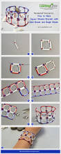 Pandahall Tutorial On How To Pandahall Tutorial On How To Make Square Beaded Bracelet With Seed