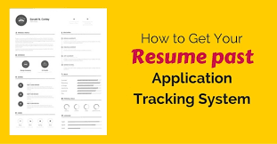 how to get your resume past applicant tracking systems wisestep