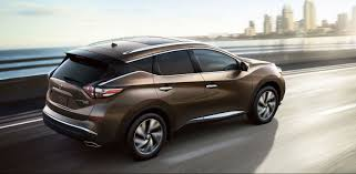 nissan murano vs ford escape 2015 nissan murano trim comparison
