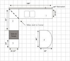 Parallel Kitchen Ideas Plain Kitchen Design Measurements Island Google Search To Ideas