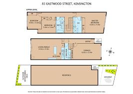 kensington square floor plan 83 eastwood street kensington house for sale 365422 jellis craig