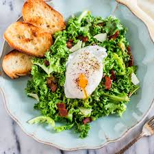 cuisine lyonnaise lyonnaise salad s cuisine