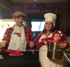 coolest homemade lobster costumes