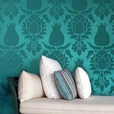 wall paint designs moroccan stencils create moroccan pattern decor with stencil