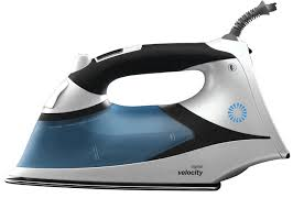 iron clothing digital velocity v95 steam iron 1 800 go vapor home steam
