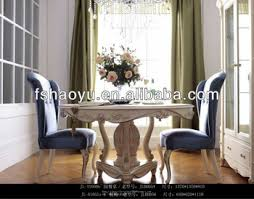 french antique white dining room sets round wooden french dining