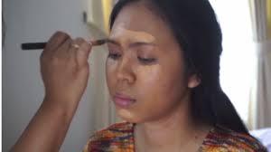 tutorial make up natural untuk kulit coklat tutorial cara make up simple untuk si hitam manis tutorial make up