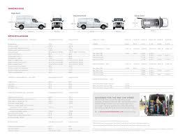 Nissan Nv200 Interior Dimensions Nissan Nv Cargo Dimensions 28 Images Nissan Nv 2500 Cargo