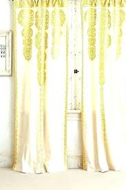 Yellow Window Curtains Yellow Black Out Curtains Cjphotography Me