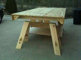Portable Work Bench Design Plans DIY Free Download Build Bar - Work table design plans