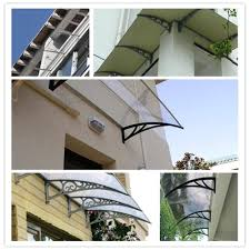 awning and canopy outdoor canopy balcony awning design for doors