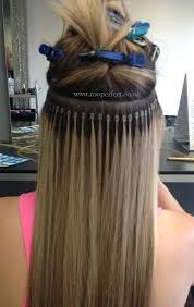 micro rings micro ring hair extensions at