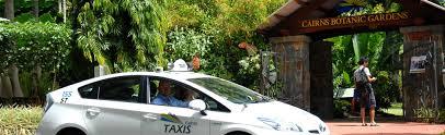 Cairns Botanical Garden by Cairns Taxis