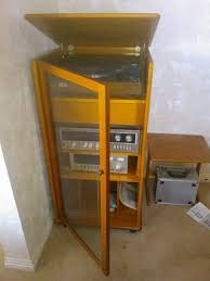 stereo cabinet vintage find this pin and more on retro stereo
