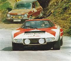 sandro munari mario mannucci 1973 firestone rally lancia