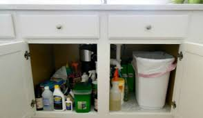 how to organize the sink cabinet how to organize kitchen sink cabinet newton custom