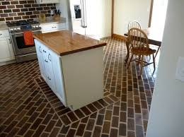 Brick Floor Kitchen by 29 Best Floor Tile Ideas Images On Pinterest Flooring Ideas